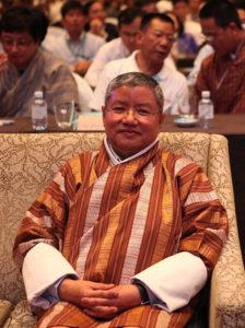 Lyonpo Kinzang Dorji