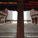Bhután kiállítás